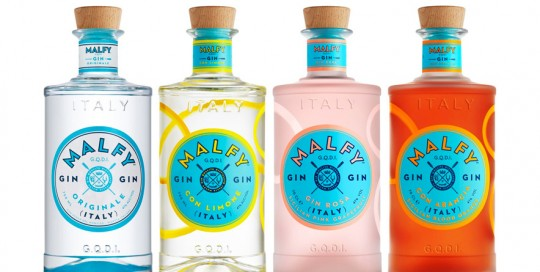 Malfy Gin Clients