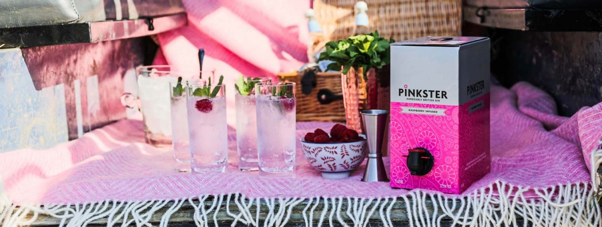 Pinkster in Box
