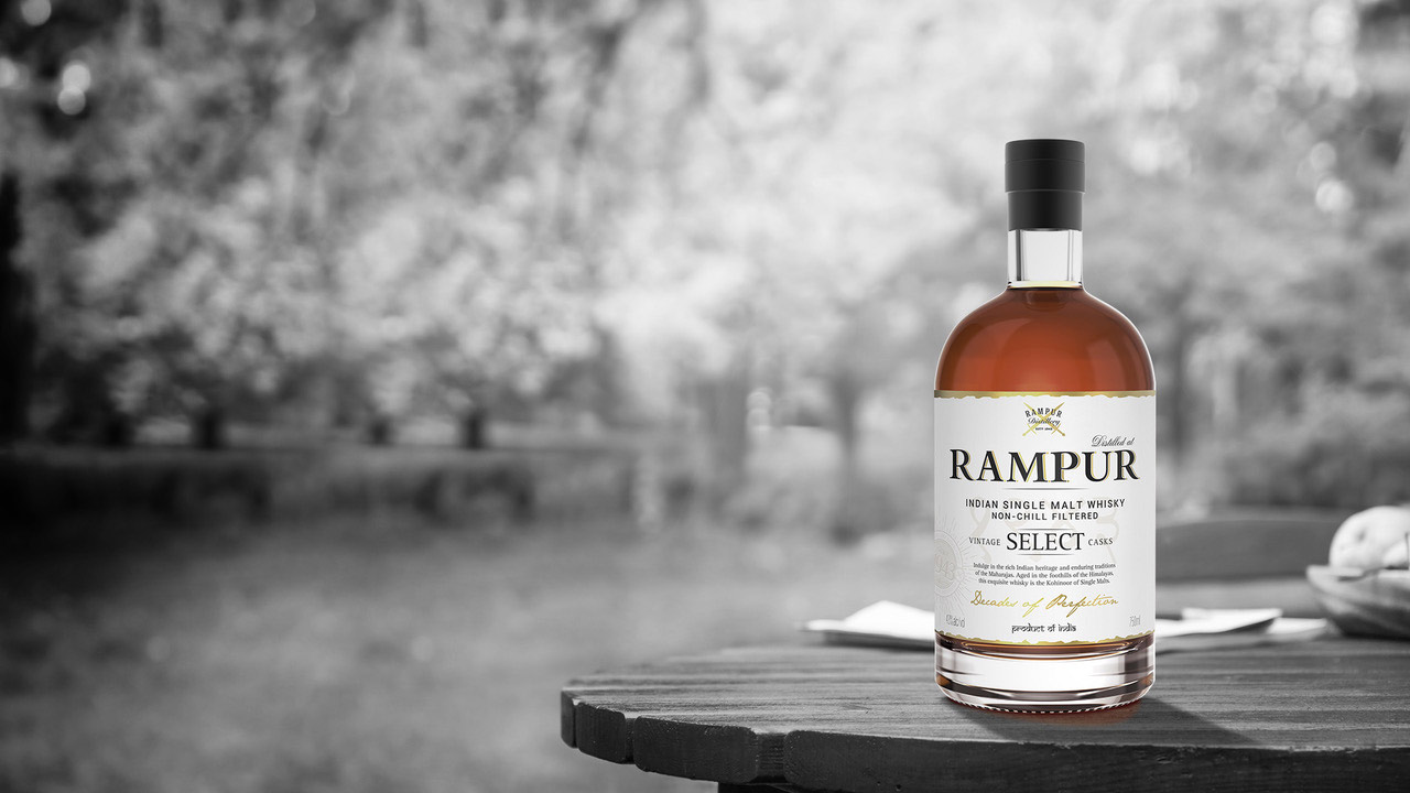 Rampur Single Malt